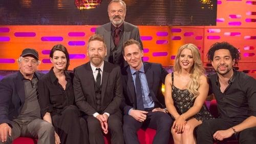 The Graham Norton Show: Season 18 – Episode Robert De Niro, Anne Hathaway, Sir Kenneth Branagh, Tom Hiddleston, Shires