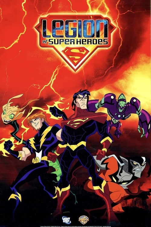 Legion of Super Heroes-Azwaad Movie Database