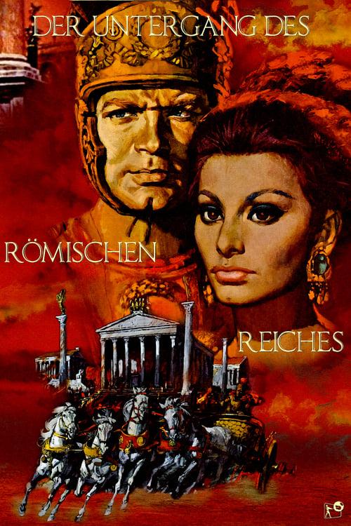 Der Untergang des Römischen Reiches Film Plein Écran Doublé Gratuit en Ligne ULTRA HD