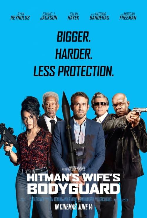 Hitman's Wife's Bodyguard trailer 2017