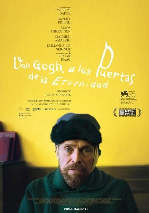 Imagen Van Gogh, a las puertas de la eternidad