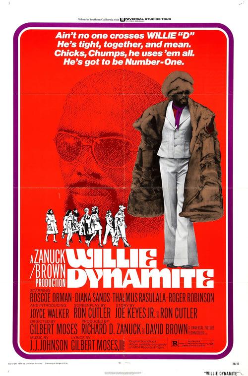Mira La Película Willie Dynamite Gratis En Línea