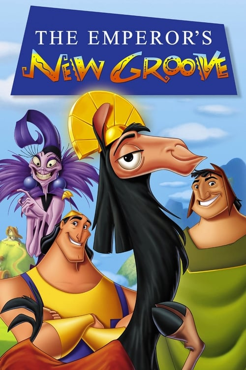 The Emperor's New Groove Affiche de film