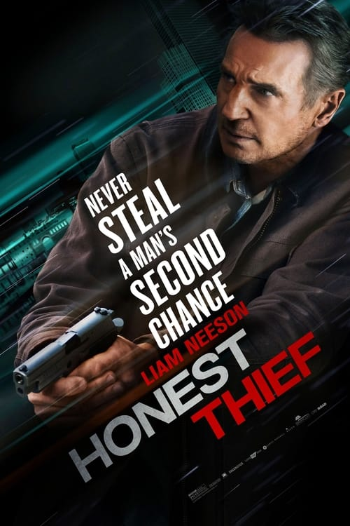Largescale poster for Honest Thief