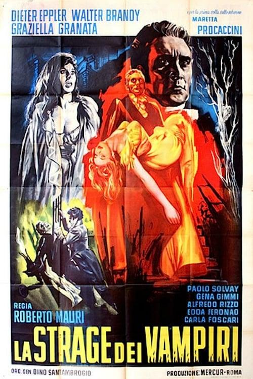Mira La Película La strage dei vampiri En Buena Calidad