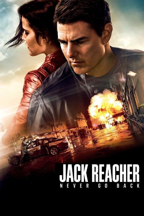 Largescale poster for Jack Reacher: Never Go Back