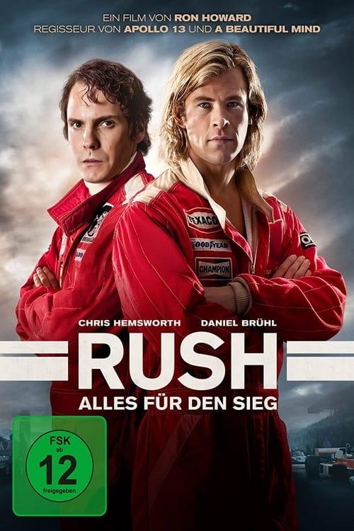 Rush - Alles für den Sieg - Drama / 2013 / ab 12 Jahre