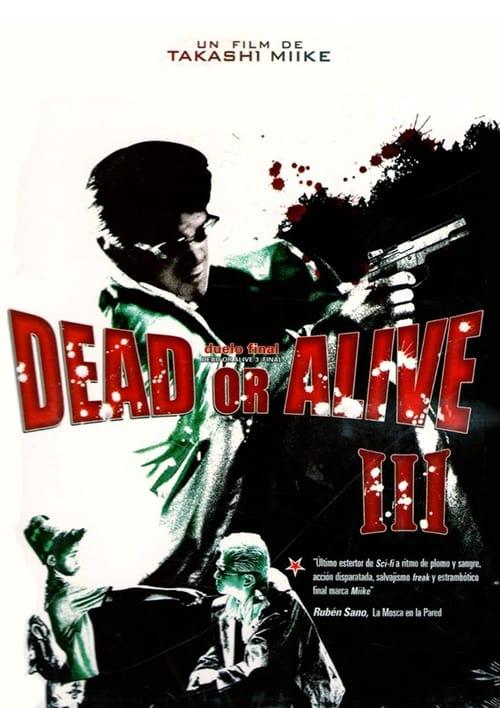 Película Dead or Alive III: Final En Línea