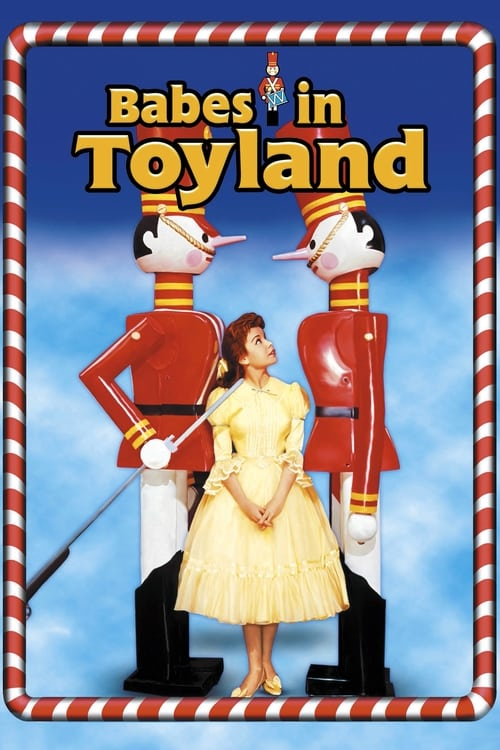 Watch Babes in Toyland (1961) Full Movie