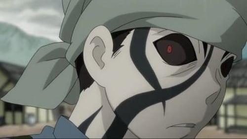 Espada demoníaca Masamune - Quebre através do espírito dependente. Um coração que canta para a chuva?