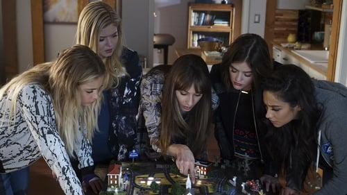Pretty Little Liars - Season 7 - Episode 12: These Boots Were Made for Stalking
