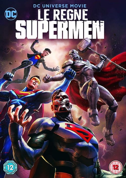 ★ Le Règne des Supermen (2019) streaming vf