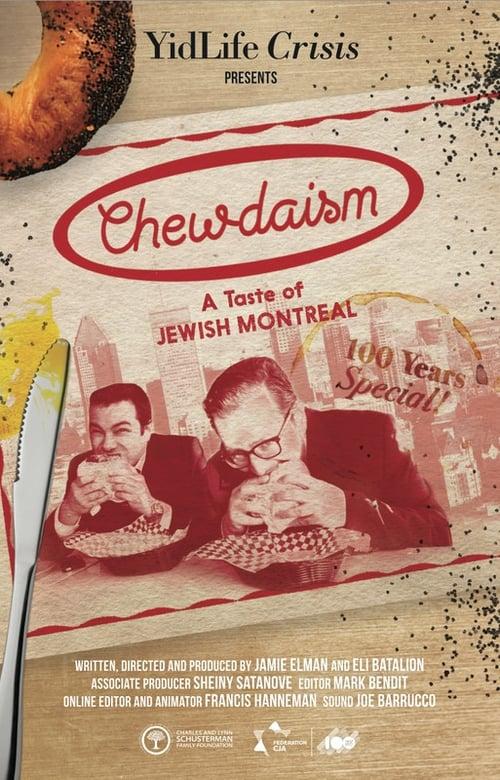 Película Chewdaism: A Taste of Jewish Montreal Doblado Completo