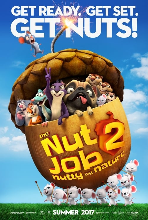 Watch The Nut Job 2: Nutty by Nature Online HDQ