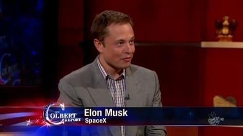 The Colbert Report 2010 Blueray: Season 6 – Episode Elon Musk
