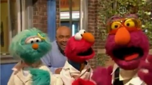 Sesame Street: Season 41 – Episod The Happy Scientists