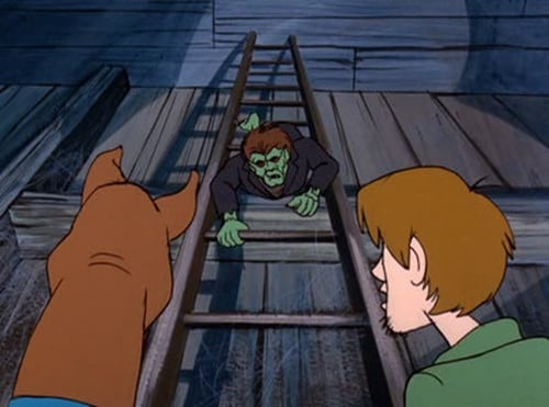 Scooby Doo Where Are You 1970 Bluray 1080p: Season 2 – Episode Who's Afraid of the Big Bad Werewolf?