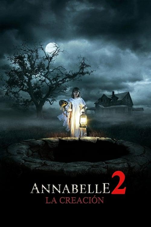Annabelle: Creation pelicula completa