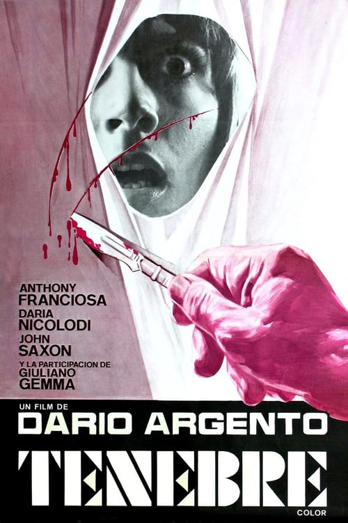 Watch Tenebre (1982) Movie Free Online