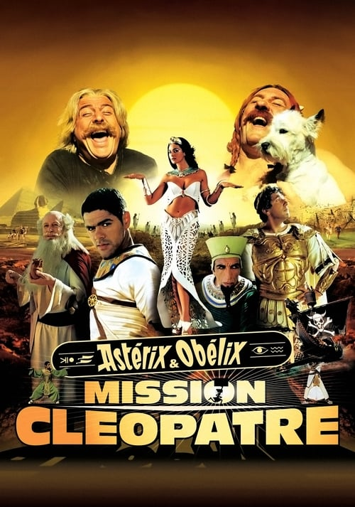 Streaming Asterix & Obelix: Mission Cleopatra (2002) Full Movie