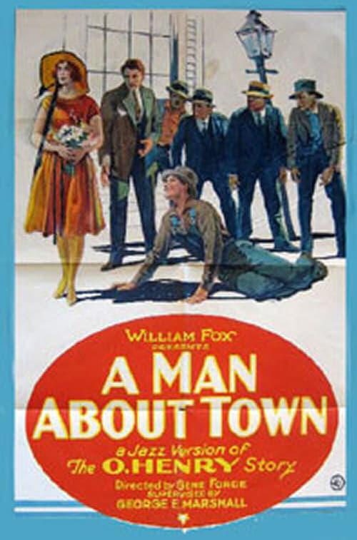 شاهد الفيلم A Man About Town في نوعية جيدة مجانًا