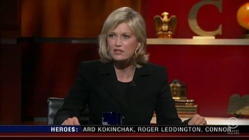 The Colbert Report: Season 7 – Episod Diane Sawyer
