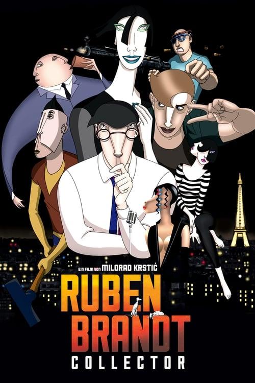 Ruben Brandt Collector - Poster