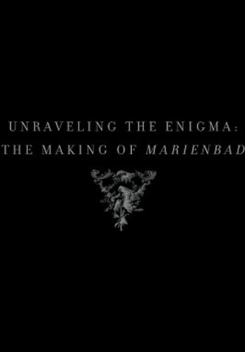 Unraveling the Enigma: The Making of Marienbad poster