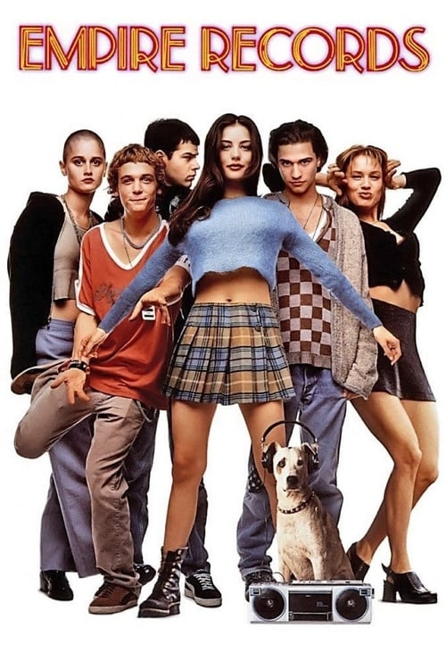 Empire Records - Poster