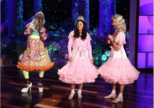 The Ellen DeGeneres Show: Season 9 – Episode The Halloween Show!