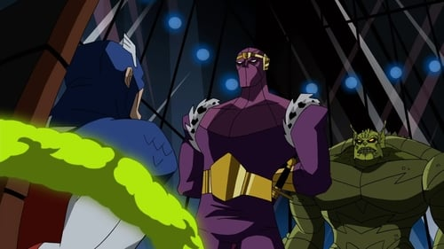 The Avengers: Earth's Mightiest Heroes: Season 1 – Épisode Masters of Evil
