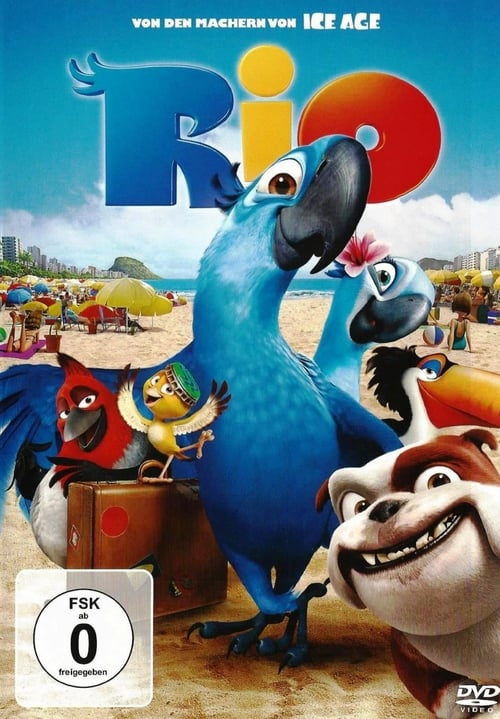 Rio - Animation / 2011 / ab 0 Jahre