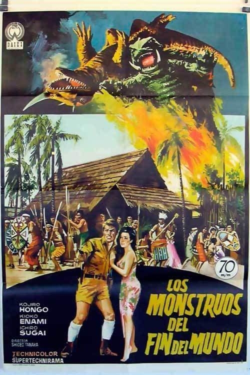 Película Los monstruos del fin del mundo Gratis