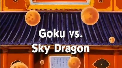 Goku vs. Sky Dragon