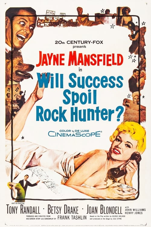 Largescale poster for Will Success Spoil Rock Hunter?