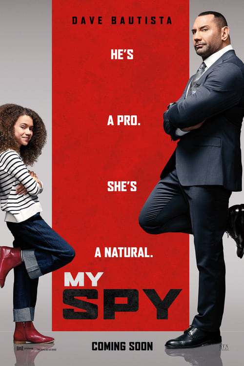 Watch My Spy Online HBO 2017 Streaming Free