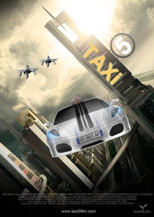 Watch Taxi 5 Online Filehoot