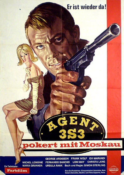 Agent 3S3, Massacre in the Sun (1966)