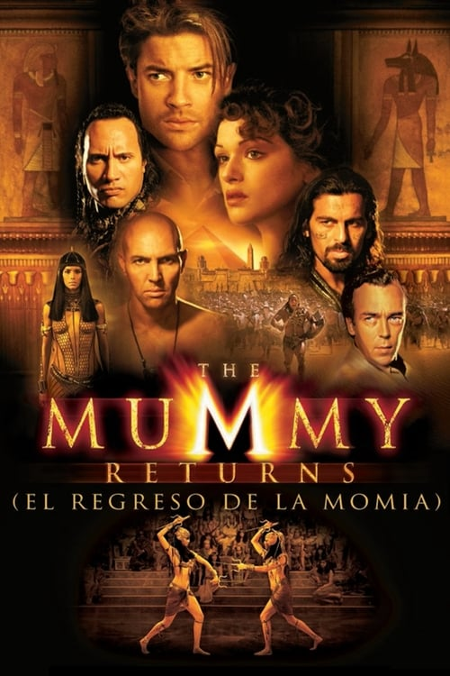 The Mummy Returns pelicula completa