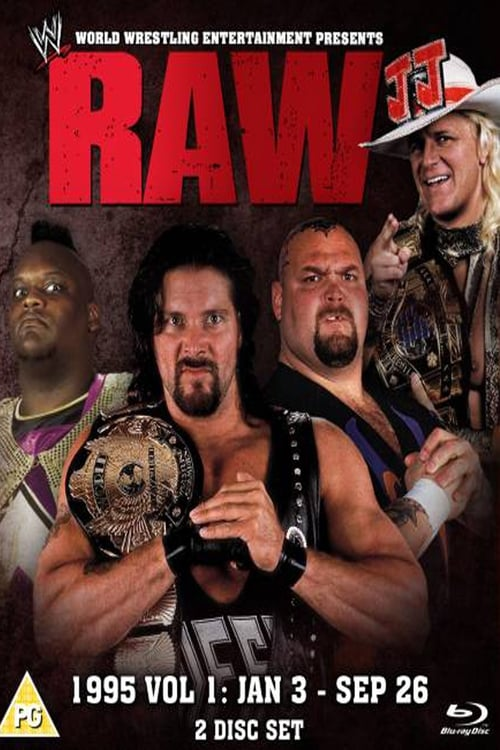 WWE Raw: Season 1995