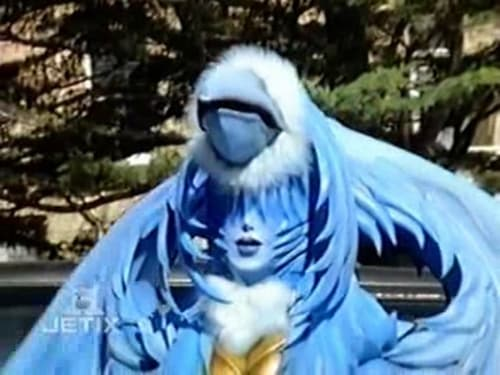 Power Rangers: Mystic Force – Episod Ranger Down