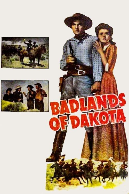 Mira La Película Badlands Of Dakota Gratis En Línea