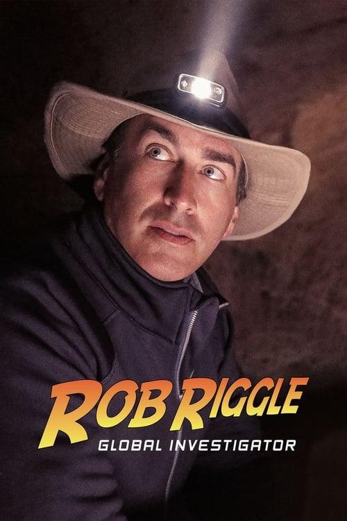 Rob Riggle Global Investigator