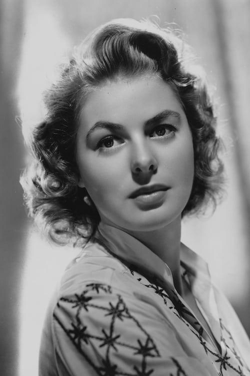 ➼ Ingrid Bergman présenter des films