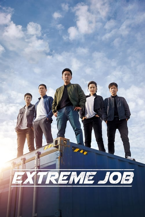 Extreme Job – Geukhanjikeob (2019) Korean 720p HDRip | 554MB | Download | Watch Online | Direct Links | GDrive