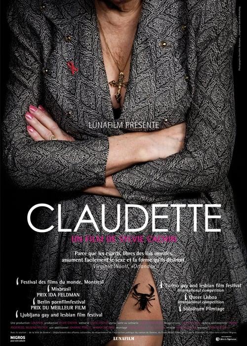 Claudette poster