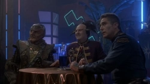 Babylon 5 1994 Youtube: Signs and Portents – Episode Born to the Purple