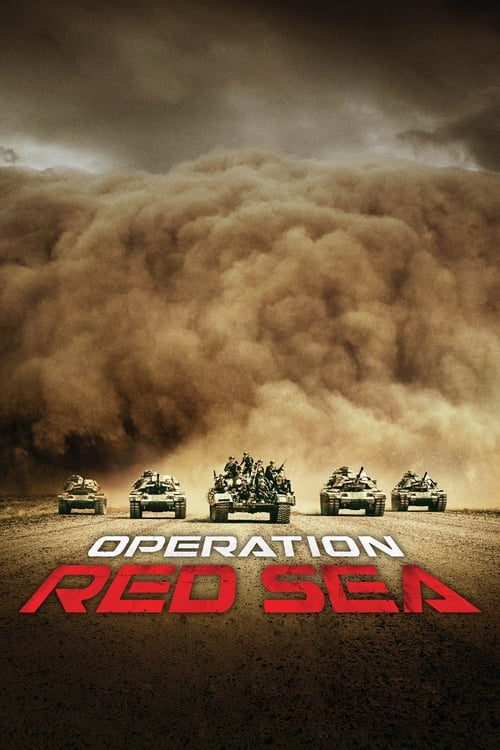 Poster. Operation Red Sea