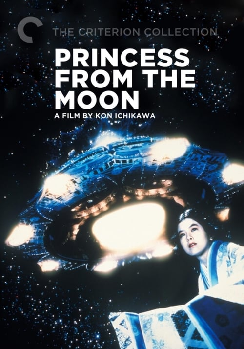Princess from the Moon (1987) Poster