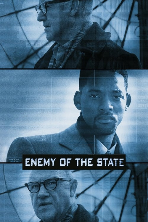 Largescale poster for Enemy of the State